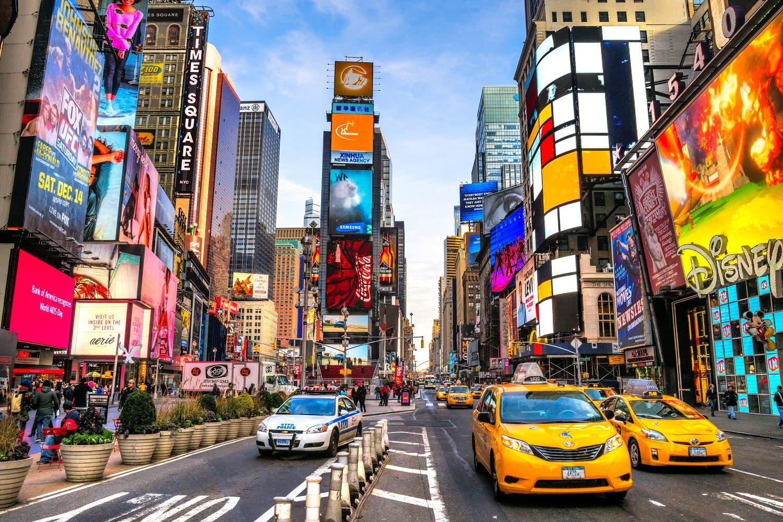 NYC shutterstock