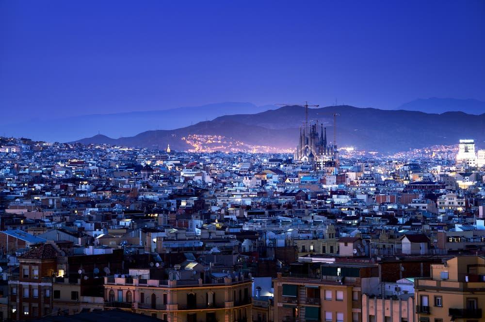 Barcelona shutterstock