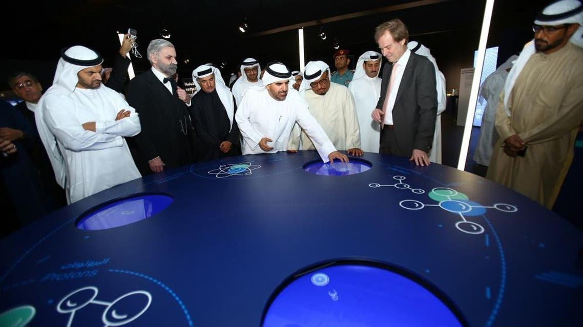 The third annual Nobel Museum under the auspices of the Mohammed bin Rashid Al Maktoum Foundation opened at Children's City in Dubai  Creek Park on Monday, February 6. (Supplied photo)