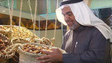Sheikh of dates! Meet Saudi Arabia's chief date seller