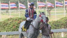 VIDEO: Horse racing a safe bet for gamblers in Buddhist Thailand