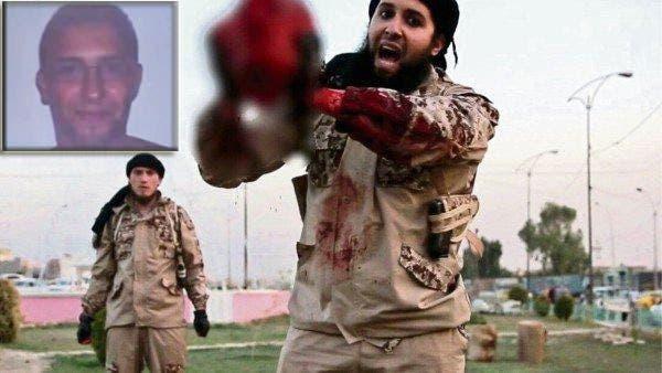 رشید قاسم دیگر داعشی فرانسوی که ائتلاف بینالملل هدف قرار دادن او را در نزدیکی موصل اعلام کرد