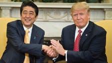 شمالی کوریا کے جوہری ہتھیاروں کا خاتمہ ناگزیر ہے: ٹرمپ اور آبے میں اتفاقِ رائے