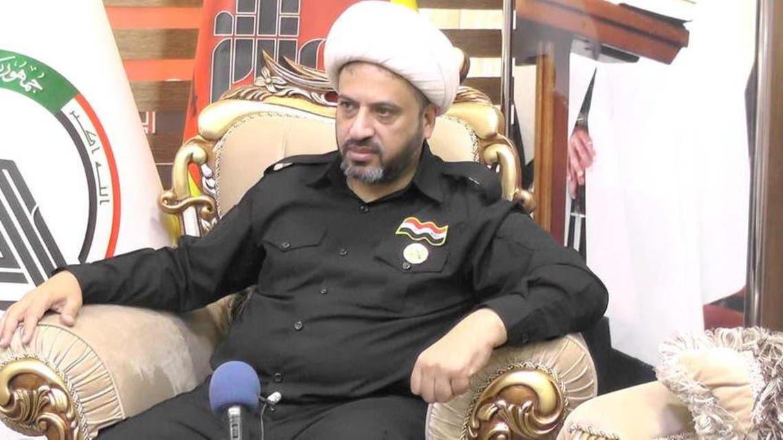 قائد ميليشيا عراقية يهدد أميركا عشية اتصال العبادي بترمب