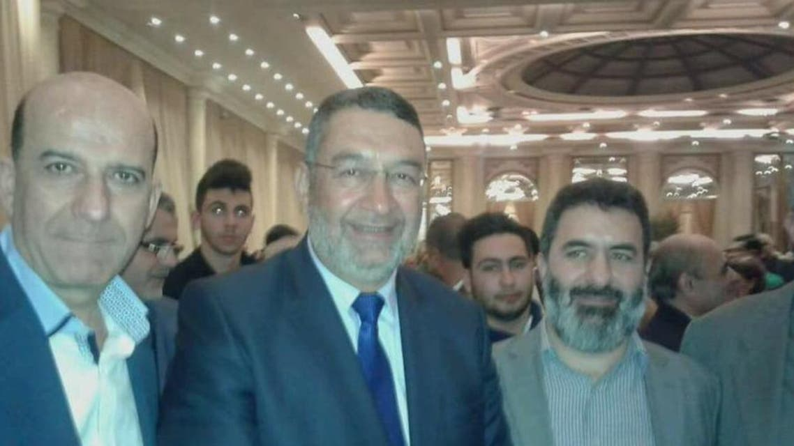 الجماعة الاسلامية في لبنان تشارك في حفل السفارة الإيرانية ببيروت