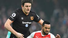 When Arsenal's tiny Walcott took on Hull City's giant Maguire!