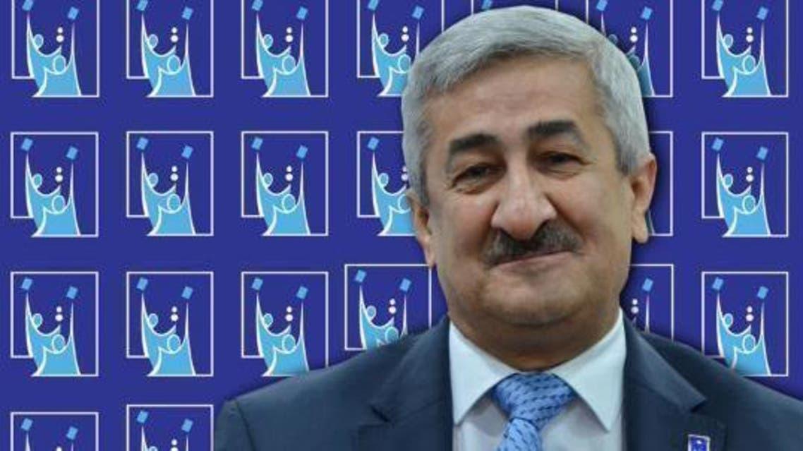 رئيس مجلس المفوضين سربست مصطفى رشيد