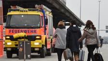 Hamburg airport stops flights after toxin injures dozens