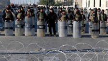 Rockets hit Iraq's Green Zone after deadly protest