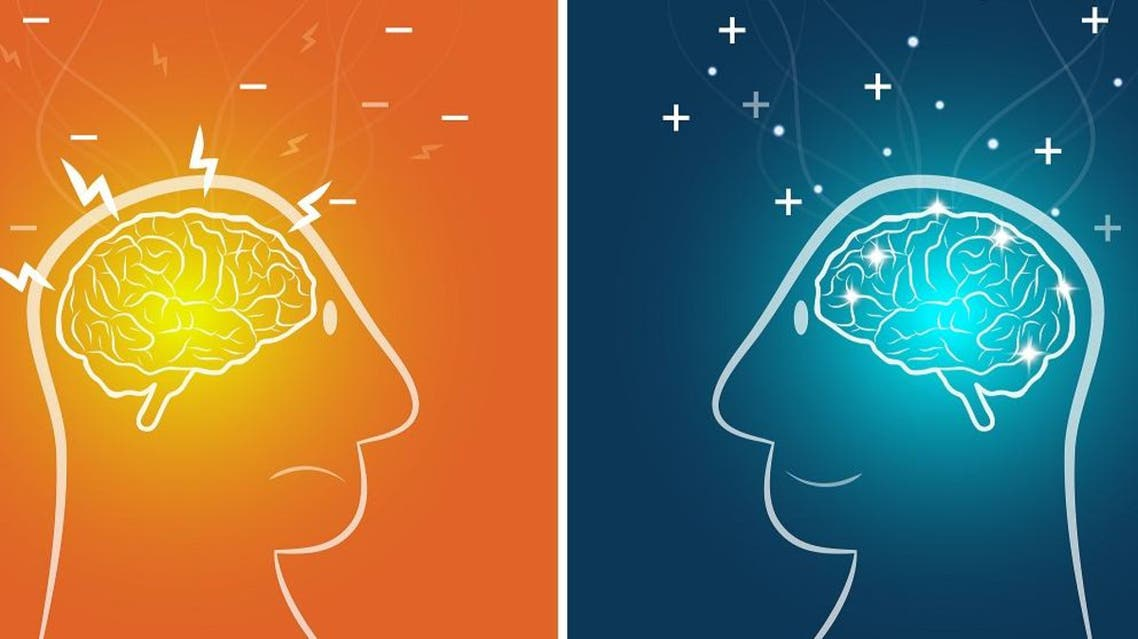 If your mind is full of negative self-talk, you won't find the motivation to take action. (Shutterstock)