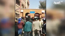 Houthi militias attack doctors protesting in Sanaa