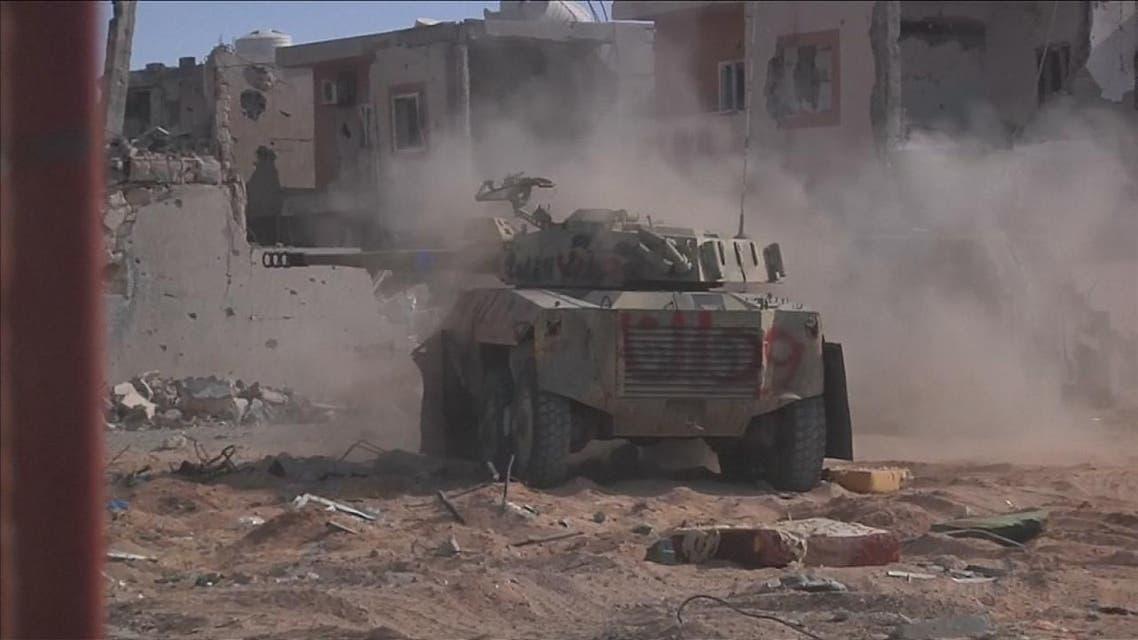 THUMBNAIL_ #معارك_طرابلس .. قوات الوفاق في مواجهة قوات الانقاذ