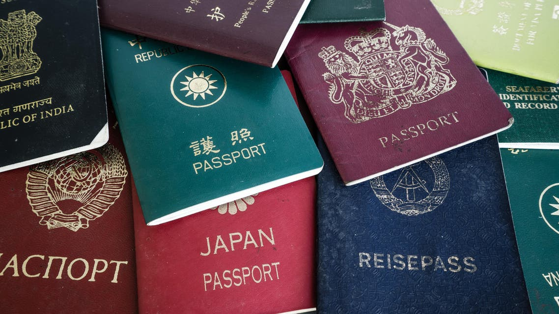 Germany has the world's strongest passport with a visa-free score of 158, according to the 2017 list published by Passport Index. shutterstock