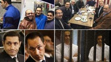 Egypt's comeback kids: Why are Mubarak's sons being spotted everywhere?
