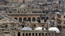 US-led coalition destroys Syrian mosque used as ISIS command center