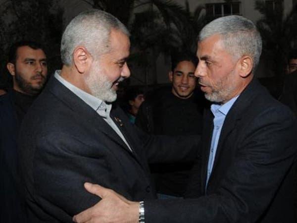 صقور حماس يسيطرون على التنظيم في غزة
