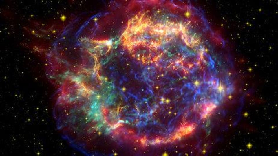c174c1b79a50a لأول مرة.. رصد المراحل الأولى من انفجار نجمي