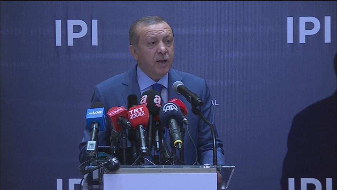 THUMBNAIL_ اردوغان يؤكد أن المنطقة الآمنة قد تمتد لخمسة آلاف كلم مربع