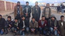 لیبیا میں یرغمال 13 مصریوں کی فوج کی مدد سے رہائی