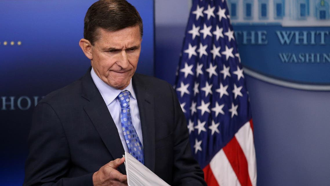 Michael Flynn's departure upends Trump's senior team after less than one month in office. (Reuters)
