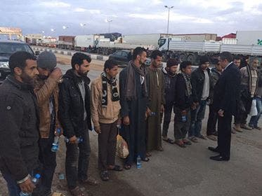 تحري 13 مصريا اختطفوا في ليبيا