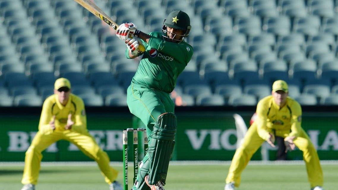 Cricketer Sharjeel Khan. (AFP)