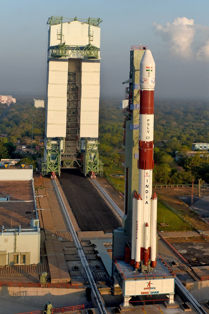 PSLV (Supplied)