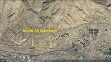 This is where Iranian Revolutionary Guards train militias