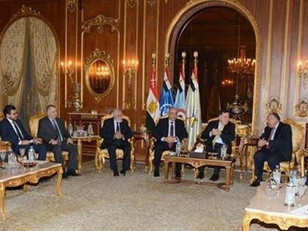 التفاصيل الكاملة لاتفاق حفتر والسراج في القاهرة