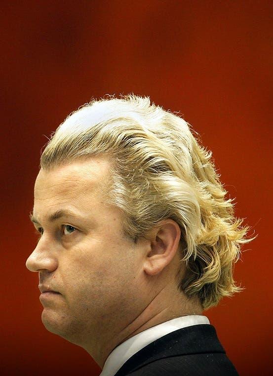 Geert Wilders. (AFP)