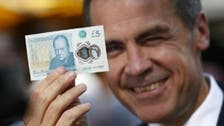 Bank of England says to stick with animal-fat banknotes for now