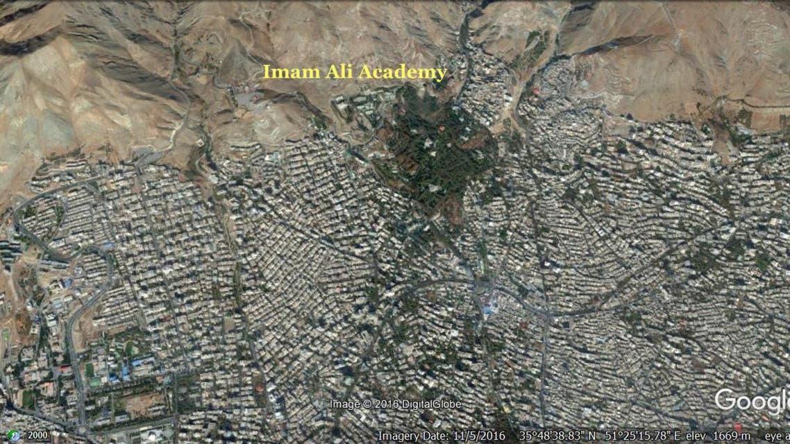 مراكز تدريب الميليشيات في طهران