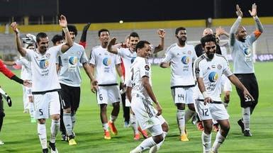 علي مبخوت يتألق ويقرب الجزيرة من لقب الدوري الإماراتي