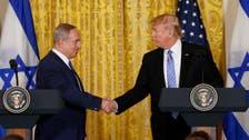 ڈونلڈ ٹرمپ اسرائیل ،فلسطینی تنازعے کے دو ریاستی حل سے دستبردار ؟