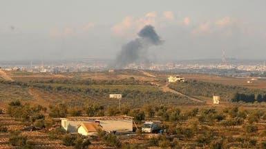 مقاتلات روسية تشن أعنف قصف جوي على درعا السورية