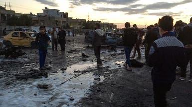 52 قتيلاً بتفجير في شارع مزدحم جنوب بغداد.. وداعش يتبنى
