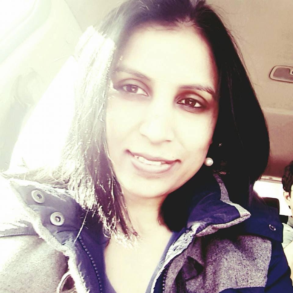 الطبيبة الهندية التي رافقت إيمان من مصر إلى الهند