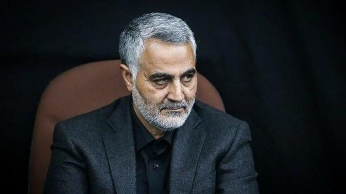 الإرهابي قاسم سليماني قائد فيلق القدس الإيراني