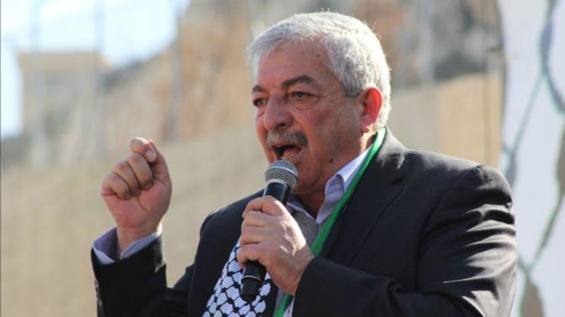 محمود العالول نائب محمود عباس رئيس حركة فتح