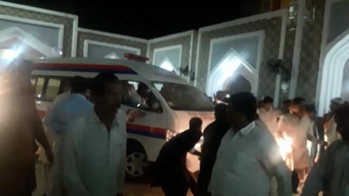 Sindh Blast