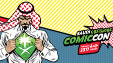 8 things you did not know about the first-ever Saudi Comic-Con
