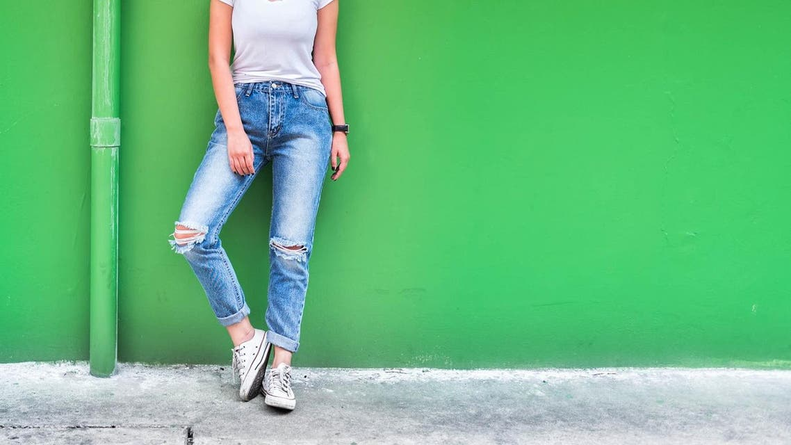 ripped jeans shutterstock