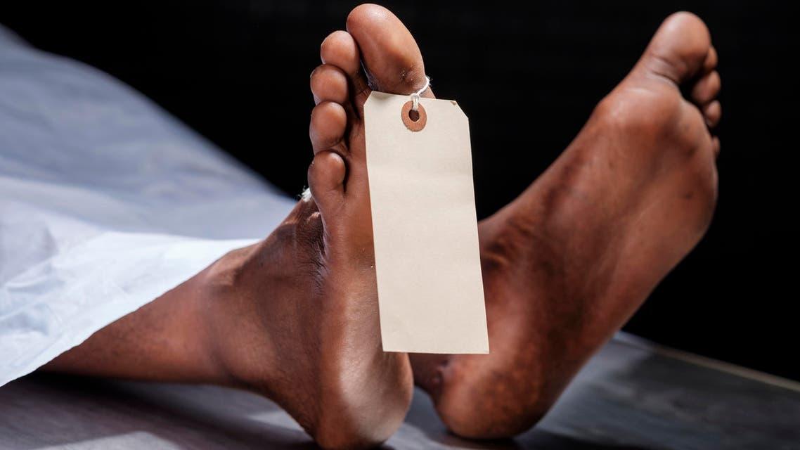 جثة - آي ستوك