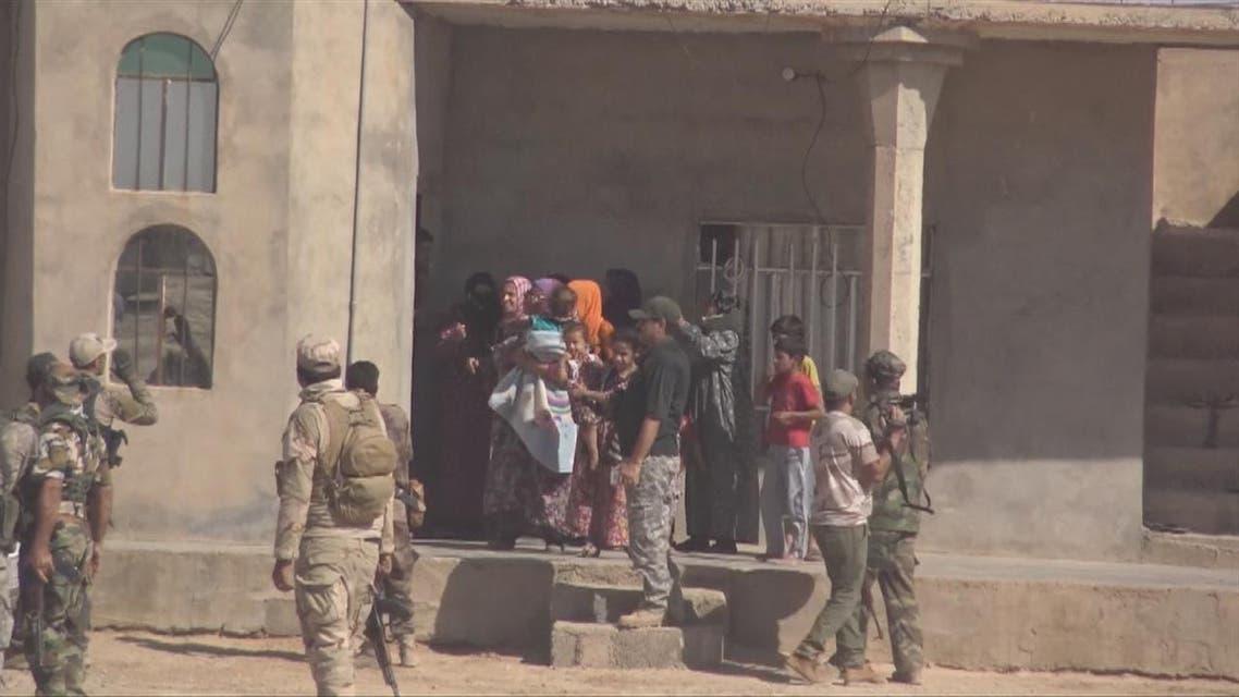 THUMBNAIL_ ميليشيا الحشد تدمر منازل للسنة في الموصل