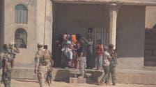 موصل: شیعہ ملیشیا الحشد الشعبی کا سنیوں کی مسجد پر قبضہ