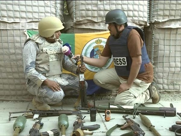 """""""العربية"""" توثق فشل الحوثي في الاقتراب من حدود السعودية"""