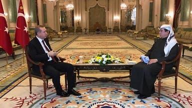 """شاهد واقرأ المقابلة الكاملة لأردوغان مع """"العربية"""""""