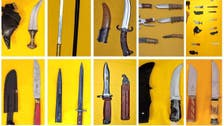 """""""داعش"""" والأسلحة البيضاء.. وبروباغندا قطع الرؤوس"""