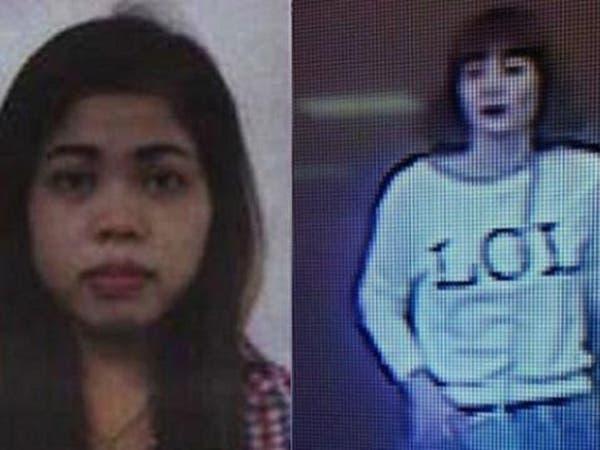 """قاتلة كيم جونغ- نام ظنت تسميمه """"كاميرا سرية"""" للتسلية"""