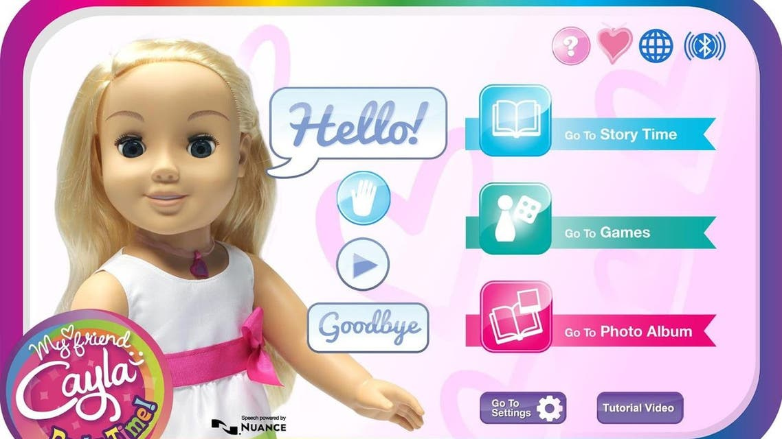 Parents were urged to disable the interactive toy by the Federal Network Agency which enforces bans on surveillance devices.